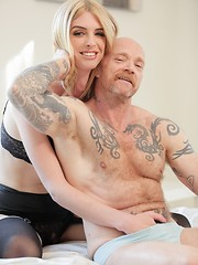 Mandy Mitchell and Buck Angel